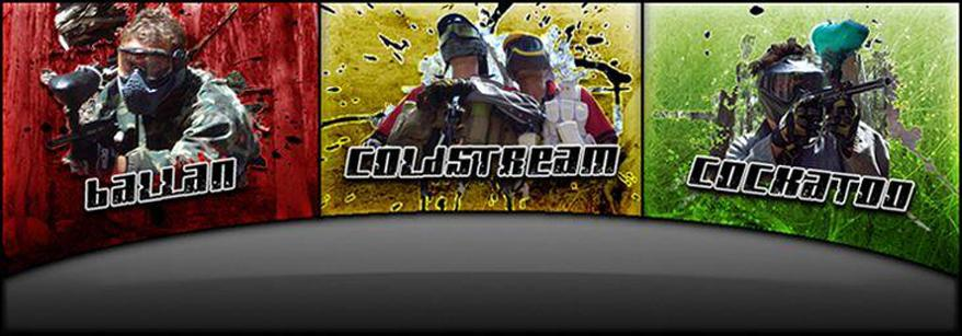 Paintball Games - Coldstream
