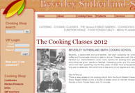 Beverley Sutherland Smith Cooking School