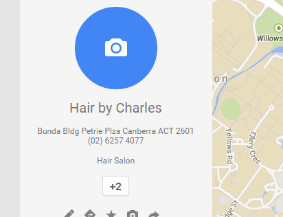 Hair by Charles