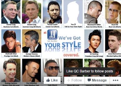 QC Barber