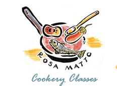 rosa matto cookery school